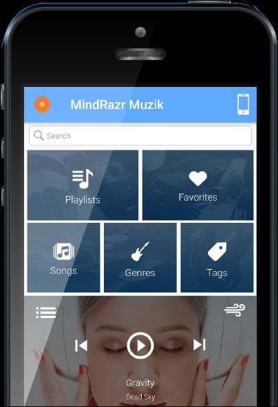 MindRazr Music